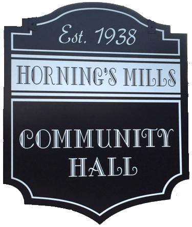 Horning's Mills Community Hall